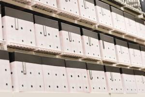 Company Records Storage